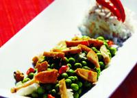 Zeleninové rizoto s Eggcheese