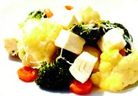 Zapečený Eggcheese s brokolicou